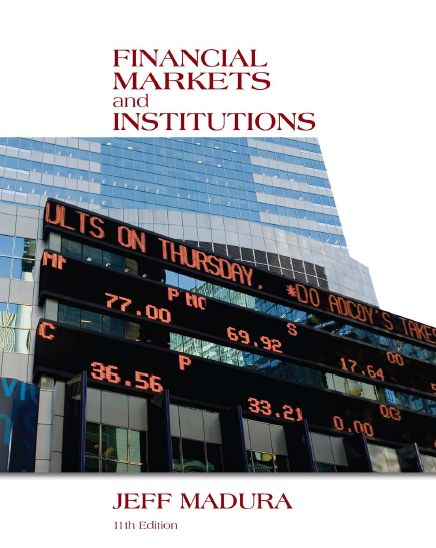Financial Markets and Institutions, 11 edition free download