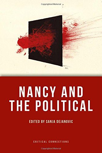 Nancy and the Political (Critical Connections) free download
