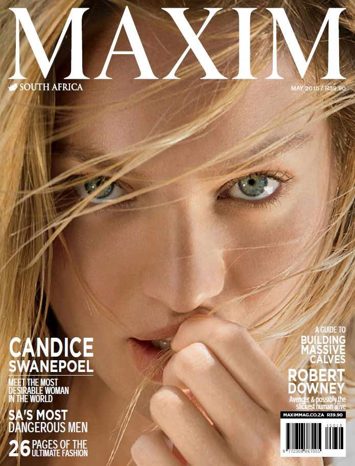 Maxim South Africa - May 2015 free download
