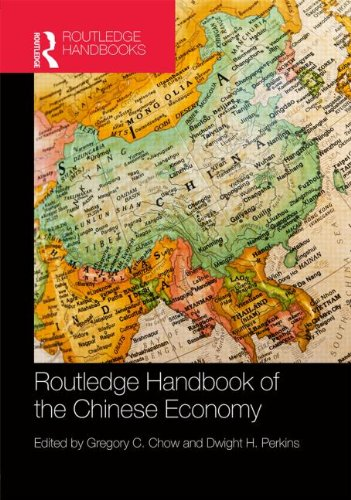 Routledge Handbook of the Chinese Economy free download