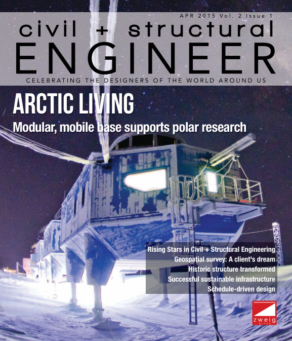 civil + structural ENGINEER - April 2015 free download