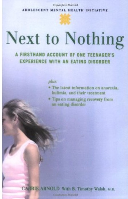 Next to Nothing: A Firsthand Account of One Teenager's Experience with an Eating Disorder free download