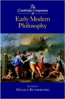The Cambridge Companion to Early Modern Philosophy (Cambridge Companions to Philosophy) by Donald Rutherford free download