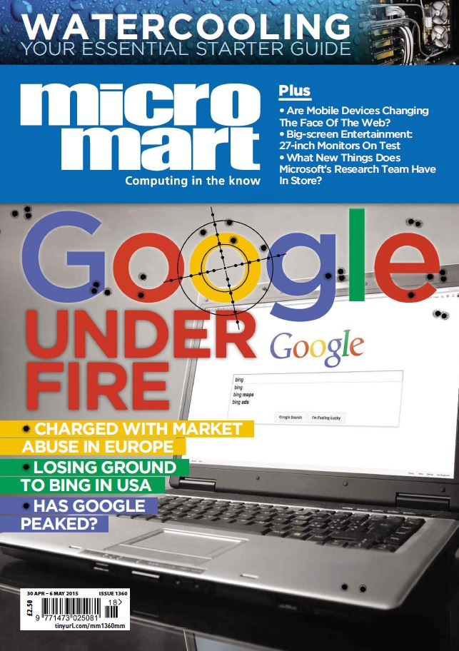 Micro Mart N 1360 - 30 April 2015 free download