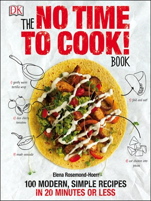 The No Time to Cook! Book free download