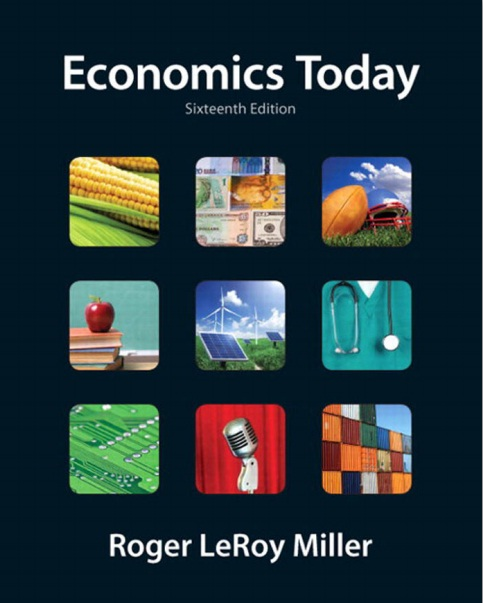 Economics Today, 16th Edition free download