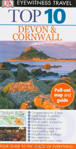 Top 10 Devon and Cornwall (EYEWITNESS TOP 10 TRAVEL GUIDE) by Robert Andrews free download