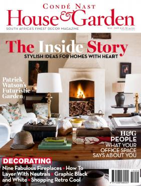 Conde Nast House & Garden - May 2015 free download