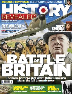 History Revealed - May 2015 free download