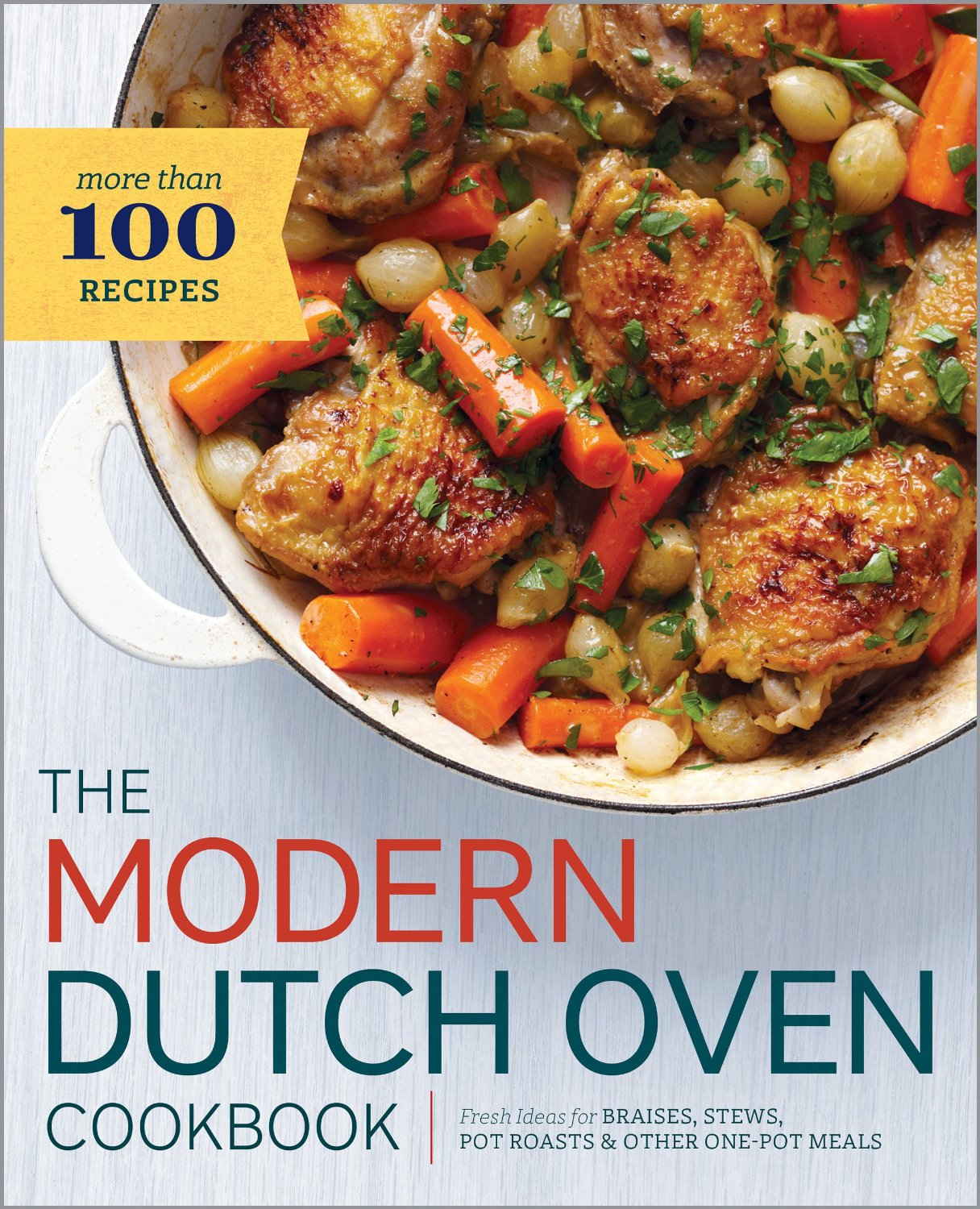 The Modern Dutch Oven Cookbook free download