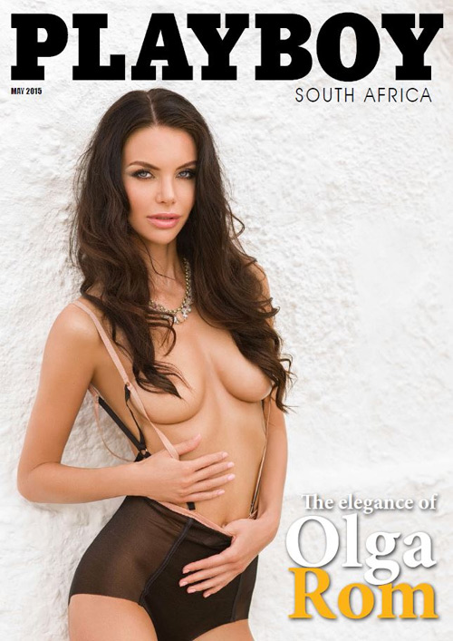 Playboy South Africa - May 2015 free download
