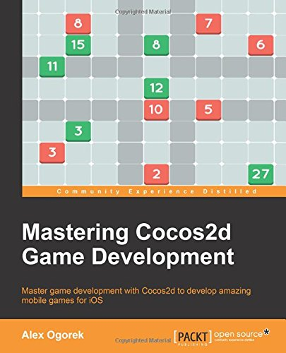 Mastering Cocos2d Game Development free download
