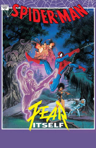 Spider-Man - Fear Itself (1992) (digital OGN) free download