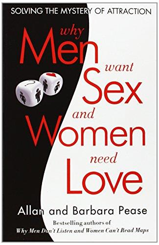 Why Men Want Sex and Women Need Love: Unravelling the Simple Truth free download