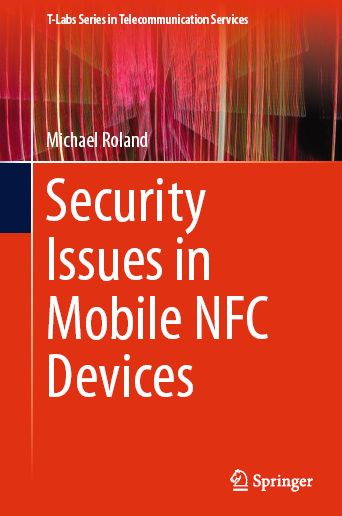Security Issues in Mobile NFC Devices free download