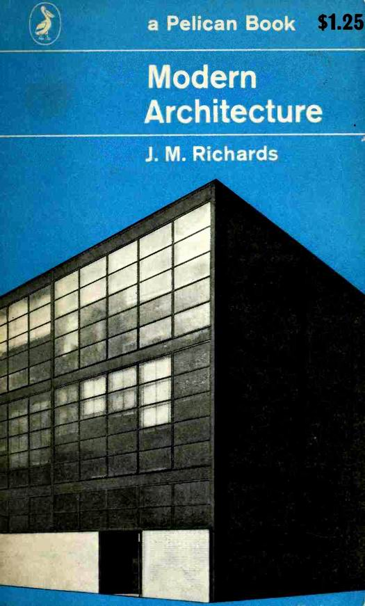 An Introduction to Modern Architecture free download