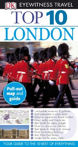 Top 10 London (Eyewitness Top 10 Travel Guides) by DK Publishing free download