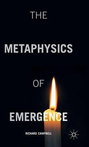 The Metaphysics of Emergence free download