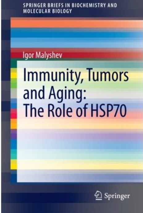 Immunity, Tumors and Aging: The Role of HSP70 free download