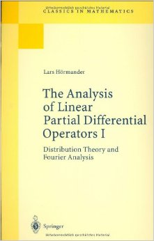 The Analysis of Linear Partial Differential Operators I: Distribution Theory and Fourier Analysis free download