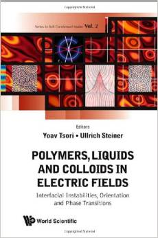 Polymers, Liquids And Colloids In Electric Fields: Interfacial Instabilites, Orientation And Phase Transitions free download