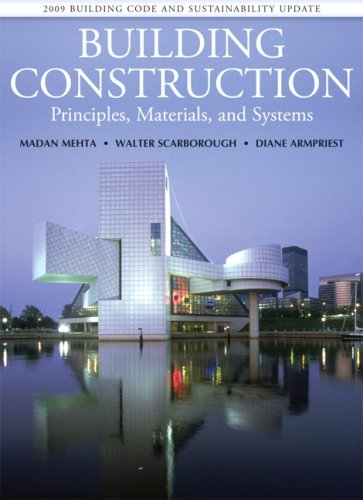 Building Construction: Principles, Materials, & Systems 2009 UPDATE free download