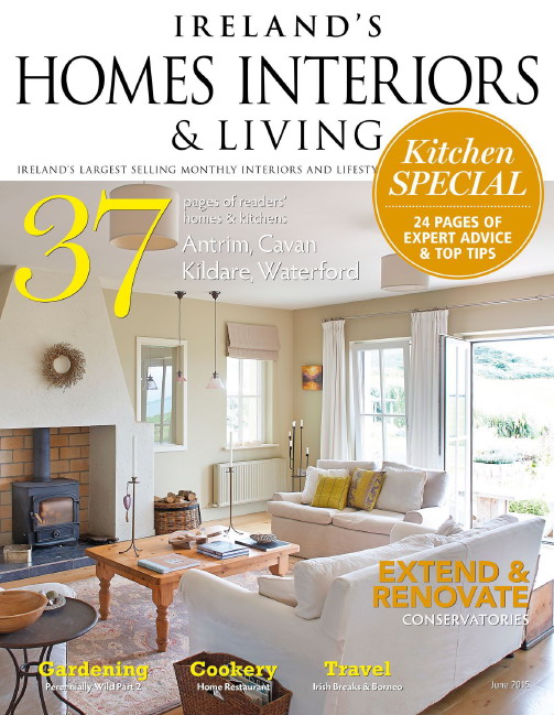 Ireland's Homes Interiors & Living Magazine June 2015 free download
