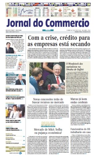 Jornal do Commercio - 4 de maio de 2015 - Segunda free download
