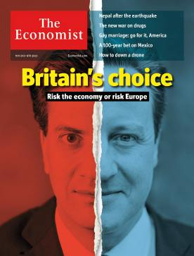 The Economist - 2ND May - 8TH May 2015 free download