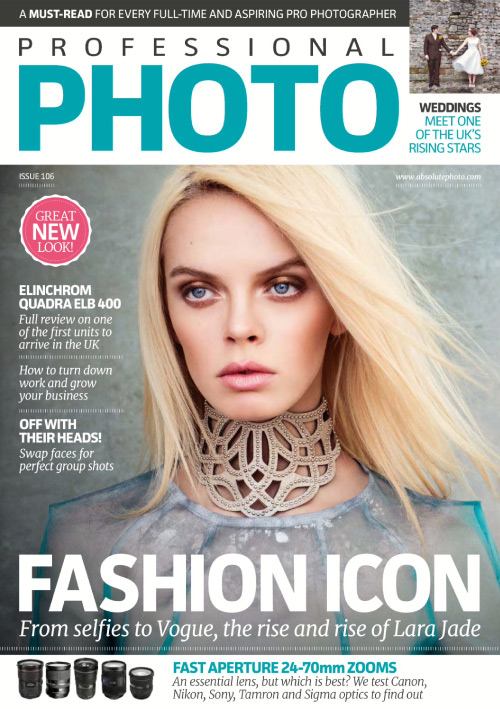 Photo Professional - Issue 106, 2015 free download