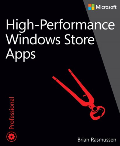 High-Performance Windows Store Apps free download