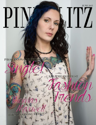 Pinkblitz Magazine - June 2015 free download