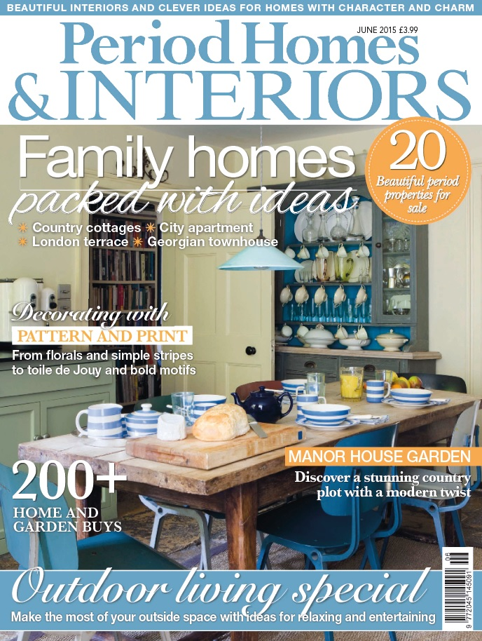 Period Homes & Interiors - June 2015 free download