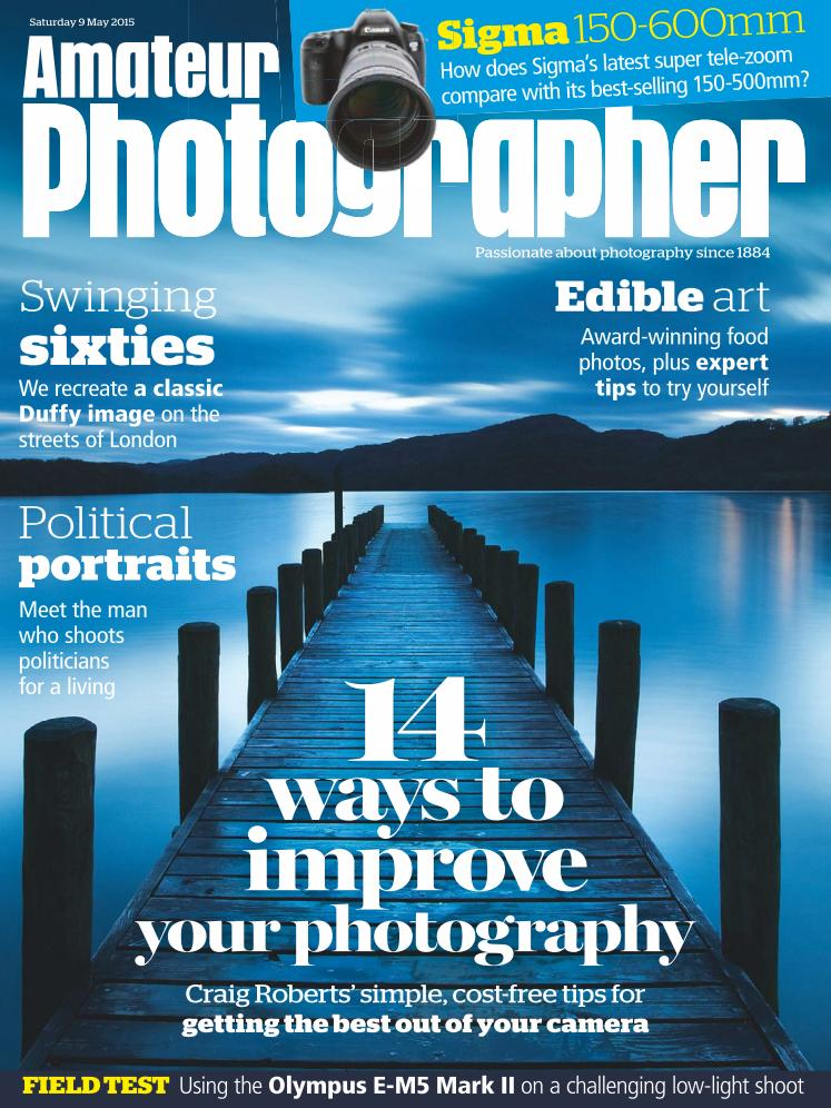Amateur Photographer - 9 May 2015 free download