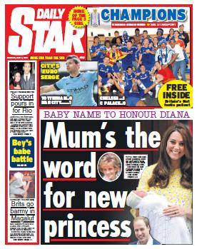DAILY STAR - 4 Monday, May 2015 free download