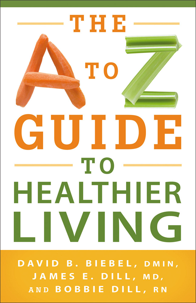The A to Z Guide to Healthier Living free download