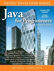 Java for Programmers (2nd Edition) (Deitel Developer Series) free download