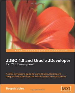 JDBC 4.0 and Oracle JDeveloper for J2EE Development free download
