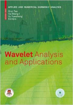 Wavelet Analysis and Applications (Applied and Numerical Harmonic Analysis) free download