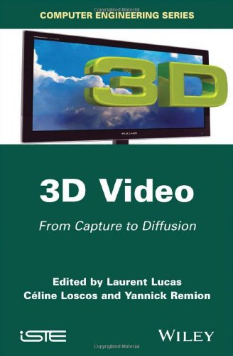 3D Video: From Capture to Diffusion free download