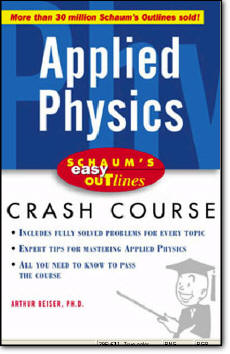 Schaum's Easy Outline Applied Physics free download