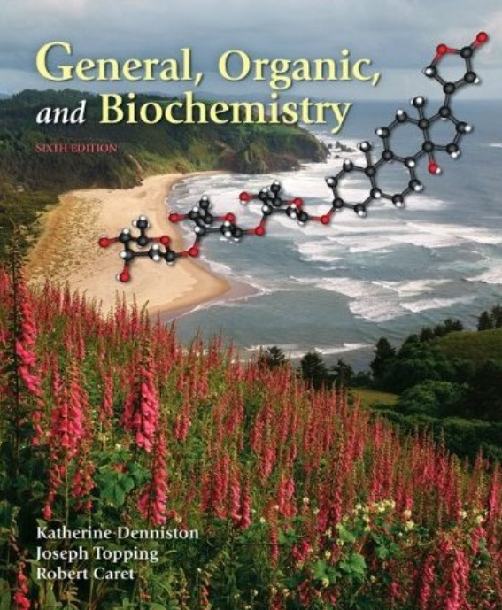 General, Organic and Biochemistry (6th edition) free download