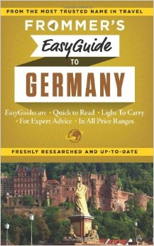 Frommer's EasyGuide to Germany free download