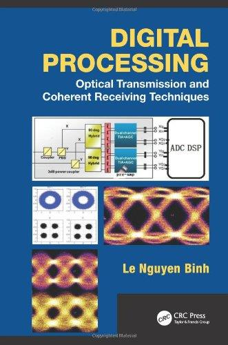 Digital Processing: Optical Transmission and Coherent Receiving Techniques free download