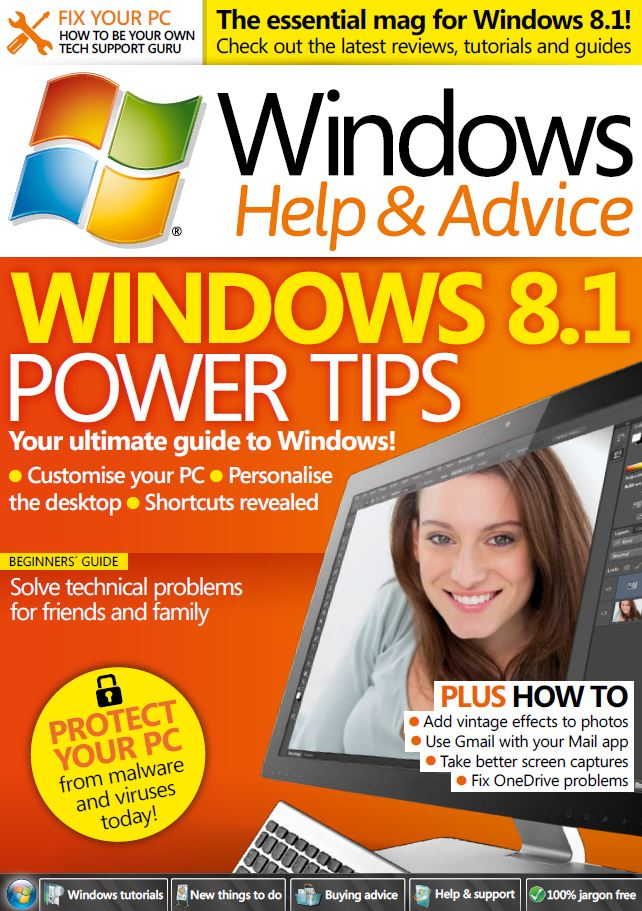 Windows: The Official Magazine - June 2015 free download