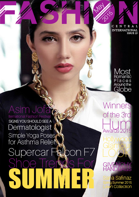 Fashion Central - May 2015 free download