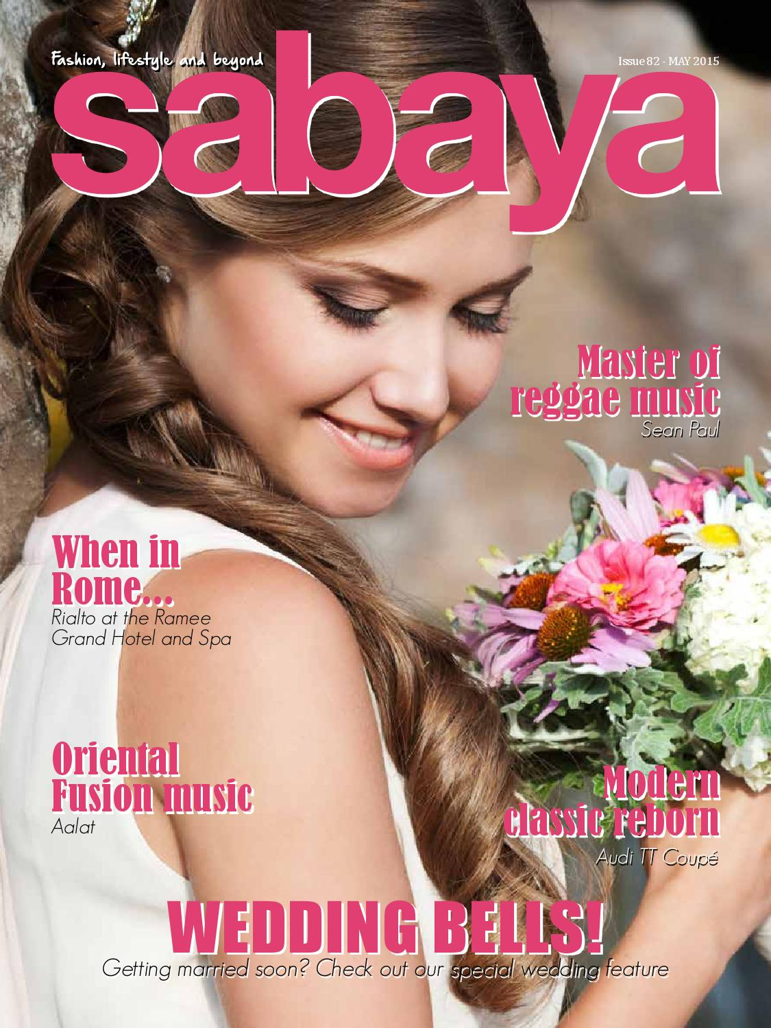 Sabaya Magazine - May 2015 free download