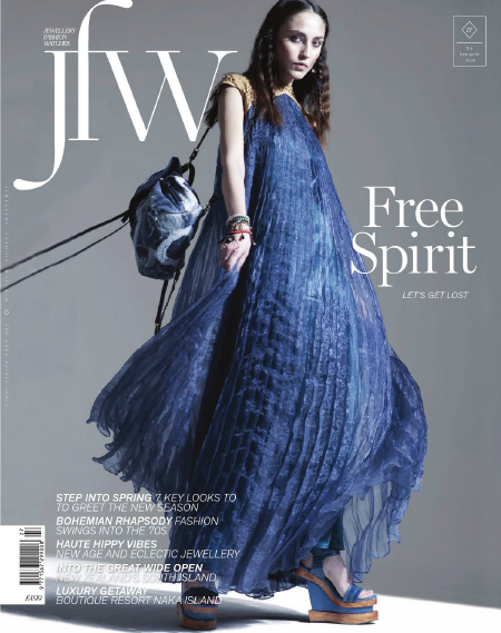 Jewellery Fashion Watches (JFW) - Spring 2015 free download