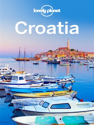 Lonely Planet Croatia, 8 edition free download