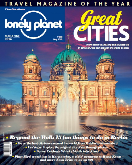 Lonely Planet Traveller India Magazine May 2015 free download